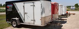 Trailers and Moving Equipment in Sheboygan